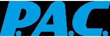 Logo - P.A.C. Maske - #tuchauf